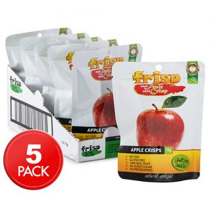 Frisp Apple Crisps 15g