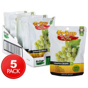 Frisp Grape Crisps 15g